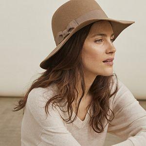 Women's Elizabeth and James Felt Panama Hat