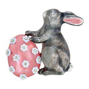 Napier Rabbit & Egg Pin