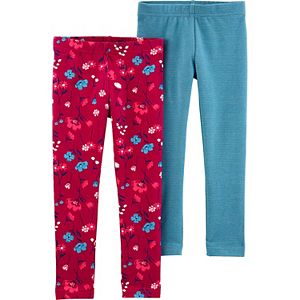 Toddler Girl Carter's 2-Pack Leggings