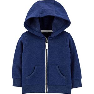 Baby Carter's Zip-Up Fleece Hoodie