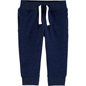 Baby Carter's Pull-On Fleece Pants
