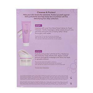 Julep Daily Defenders 2-Piece Cleanse & Protect