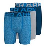 Boys 4-20 Under Armour 3-Pack Boxers Set