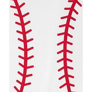Baby Carter's Baseball Original Bodysuit