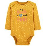 Baby Girl Carter's My Uncle Is So Much Fun Bodysuit
