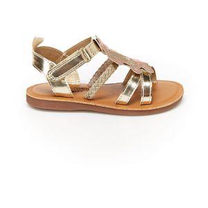 OshKosh B'gosh® Sparkie Toddler Girls' Sandals
