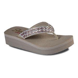 Skechers Cali Vinyasa Women's Wedge Sandals