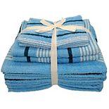 The Big One® Stripe 12-piece Bath Towel Set