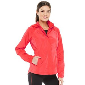 Fila Anorak Training Jacket Women Silver Sports Clothing