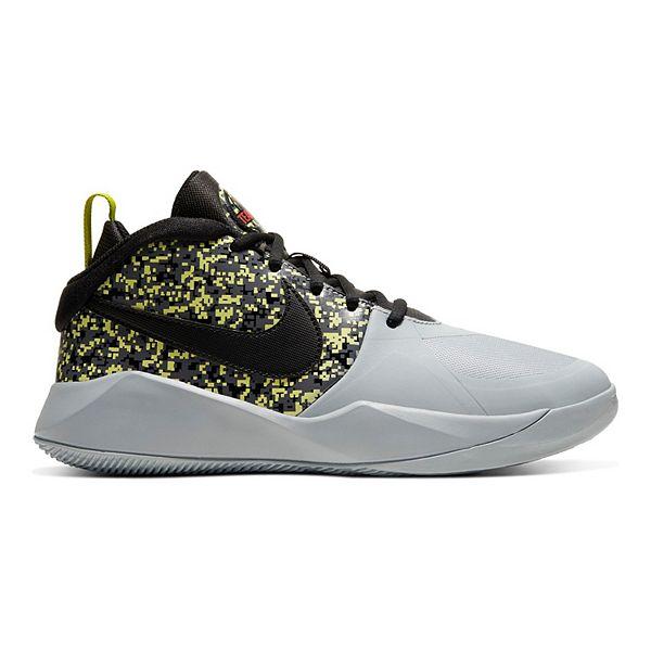 Exactamente testigo Sala  Nike Team Hustle D9 Grade School Kids' Basketball Shoes