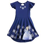 Disney Princess Girls 4-12 Skater Dress by Jumping Beans®