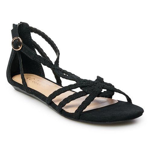 LC Lauren Conrad Beryl Women's Sandals