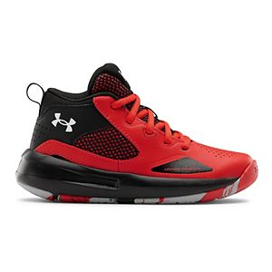 Under Armour Lockdown 5 Preschool Kids' Basketball Shoes