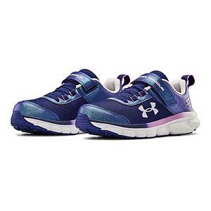 Under Armour Assert 8 Girls' Pre-School Running Shoes