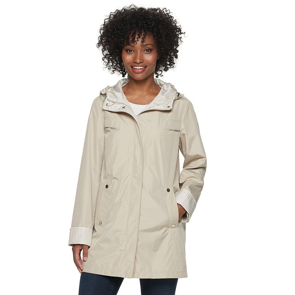 Women's d.e.t.a.i.l.s Radiance Hooded Rain Jacket