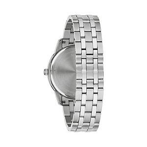 Bulova Men's Sutton Stainless Steel Watch - 96B338