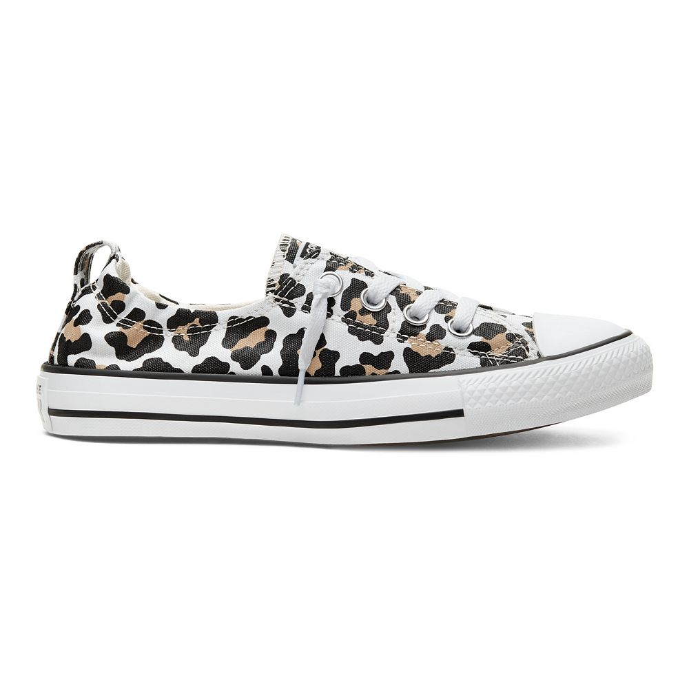 Women's Converse Chuck Taylor All Star Shoreline Leopard Sneakers