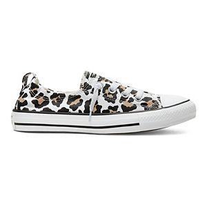Women's Converse Chuck Taylor All Star Shoreline Leopard Sneakers