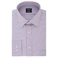Mens Arrow Regular-Fit Stretch Spread-Collar Dress Shirt Deals
