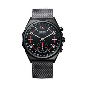 Citizen Men's Connected Stainless Steel Mesh Watch - CX0005-78E