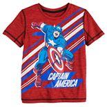 Boys 4-12 Jumping Beans® Marvel Captain America Active Tee