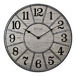 FirsTime Cooper Wall Clock