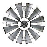 FirsTime Windmill Wall Clock