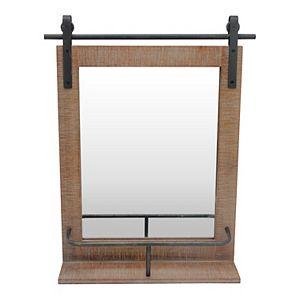 FirsTime Ingram Barn Door Wall Mirror