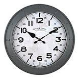 FirsTime Donovan Wall Clock