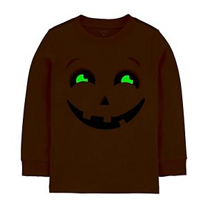 Baby Boy Carter's Halloween Jack-O-Lantern Tee