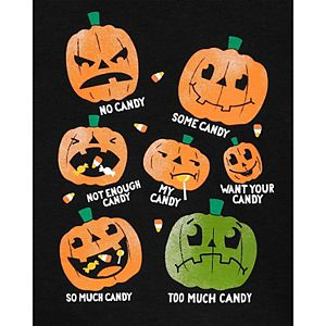 Baby Boy Carter's Halloween Pumpkin Tee