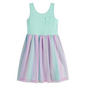 Girls 4-12 Jumping Beans® Tulle Dress