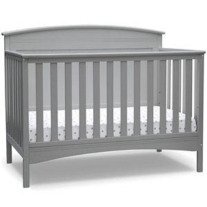 Delta Children Archer Deluxe 6-in-1 Convertible Crib