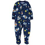 Toddler Carter's Space Footed Pajamas