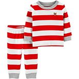 Baby Carter's 2-Piece Snug Fit Pajamas