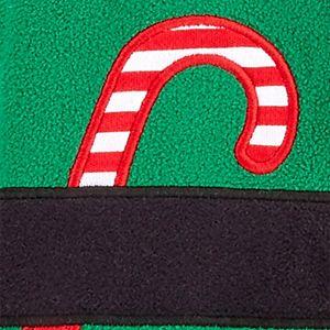 Baby Carter's Christmas Elf Zip-Up Jumpsuit