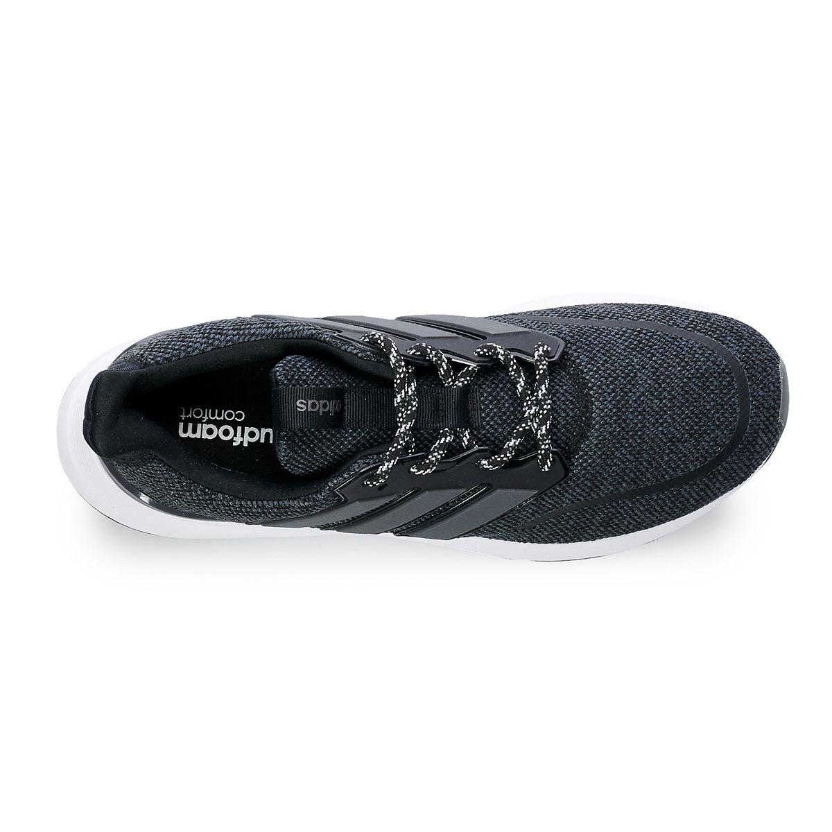 adidas Energy Falcon Men's Sneakers Black White 273Io