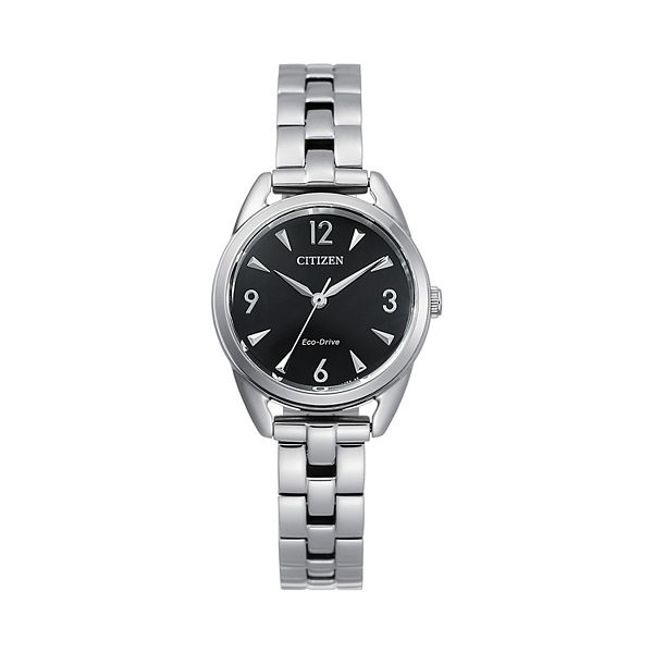Drive from Citizen Eco-Drive Women's Stainless Steel Watch - EM0680-70E - Silver Tone
