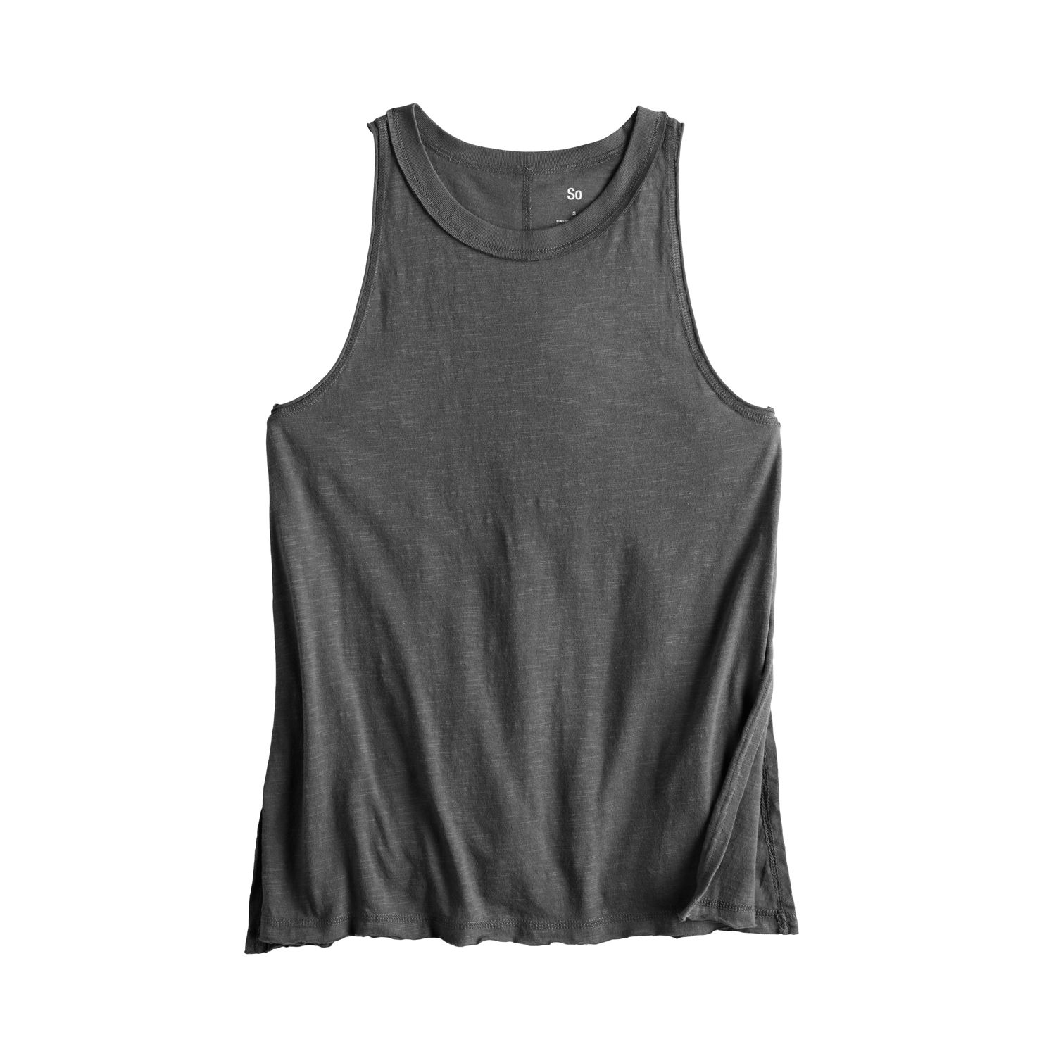 Juniors' SO® Macrame Knotted Tank Top