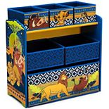 Disney's The Lion King Design and Store Toy Organizer by Delta Children