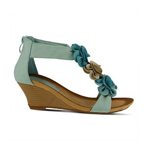 Patrizia Harlequin Women's Wedge Sandals