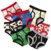 DC Super Friends 7-pk. Briefs - Toddler Boy