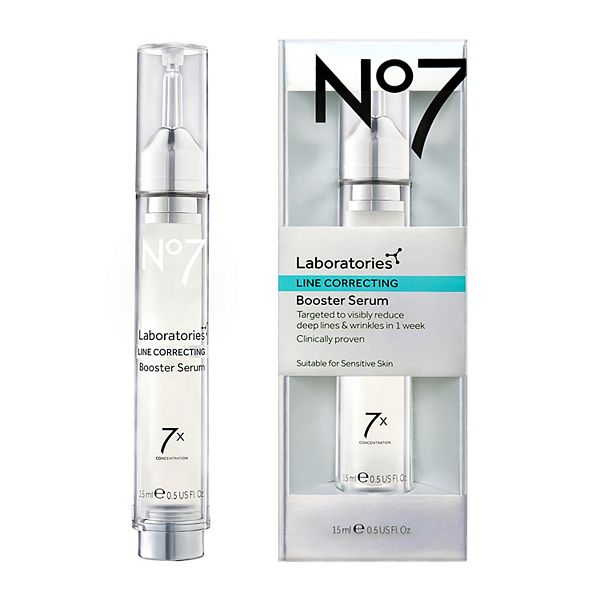 No7 Laboratories Line Correcting Booster Serum