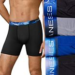 Men's Hanes® 4-pack Sport X-Temp Air Mesh Boxer Briefs