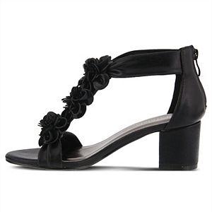 Patrizia Tazetta Women's T-Strap Sandals
