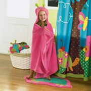 Jumping Beans Butterfly Bath Wrap