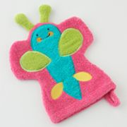 Jumping Beans Butterfly Wash Mitt