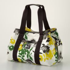 Nine & Co. Urban Chic Floral Tote