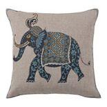 Levtex Home Chandra Elephant Pillow