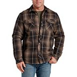 Men's Dickies Sherpa-Lined Shirt Jacket